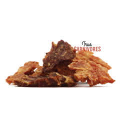 air dried chicken jerky