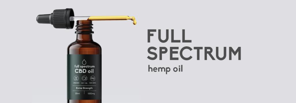 full spectrum hemp oil by carnivore care